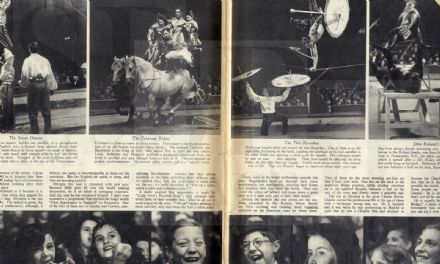 1939 PICTURE POST Photo Journalism Magazine HITLER Tyneside Letters BARTRAM MILLS CIRCUS (1200)
